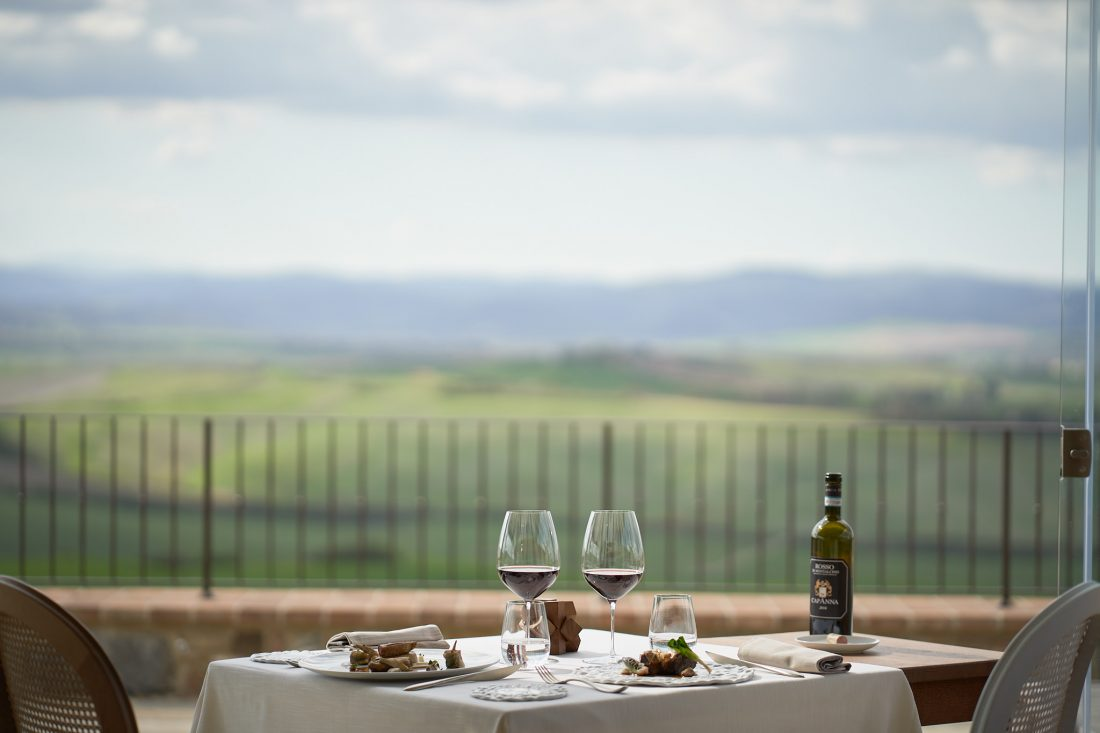 by capanna, montalcino, chef, still life, martinodini